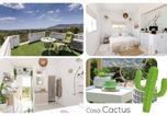Location vacances La Nucia - Casa Cactus Romantic 360 view Rooftop Loft-1