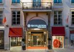 Hôtel Bruxelles - Nh Collection Brussels Grand Sablon-2