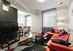 Location vacances Minsk - Vip Apartments in Center-1