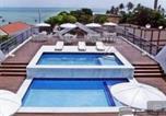 Hôtel João Pessoa - Manos Royal Flat Tambau - Apt 218