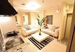 Location vacances Osaka - Matoba Apartment 4b-1