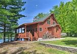 Location vacances Ionia - Cabin on lake with 63 Acres and Trails and Guest House!-2