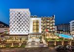 Hôtel İçmeler - Elite World Marmaris Hotel - Adult Only +14