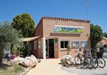 Camping avec Quartiers VIP / Premium Pyrénées-Orientales - Chadotel Les Jardins Catalans-1