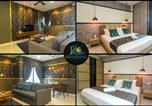 Location vacances Singapore River - Suasana Suites by Rentradise, Johor Bahru-3