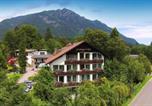 Hôtel Grainau - Grainauer Hof-4