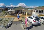 Village vacances Nouvelle-Zélande - Tahuna Beach Kiwi Holiday Park and Motel-2