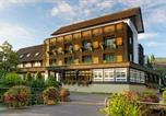 Hôtel 4 étoiles Fribourg-en-Brisgau - Hotel Hirschen-1