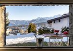 Location vacances Flims - - Panoramablick - grosser Garten, Grillplatz & Kids4free-1