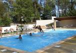 Camping Chassiers - Camping Le Saut du Loup-1