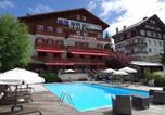 Hôtel Saint-Laurent-en-Royans - Hotel Christiania-2