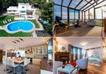 Location vacances Château-Richer - 8-Bedroom Villa by the Water-2