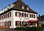 Hôtel Badenweiler - Gasthaus Schiff-1