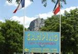 Camping avec Piscine Saint-Martin-d'Entraunes - Camping Les Lavandes-1