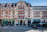 Hôtel 5 étoiles Essert-Romand - Lausanne Palace-1