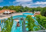 Camping 4 étoiles Biscarrosse - To sur Camping Lou Broustaricq