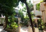 Location vacances  Vietnam - Moon house tropical garden - Lavender-3