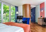Hôtel Zoug - Sedartis Swiss Quality Hotel-3