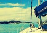 Location vacances Bonifacio - Location de cabines sur un voilier-2