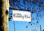 Hôtel Fontainebleau - Hostellerie du Country Club-2