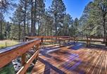 Location vacances Keystone - Private Black Hills Home with Corral Horses Welcome-1