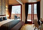 Hôtel 4 étoiles Courmayeur - Montana Lodge & Spa Design Hotel-3