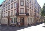Hôtel Oberhausbergen - Hotel de Bruxelles-1