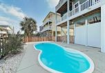 Location vacances Ocean Isle Beach - Expansive Beach Beauty With Private Pool & Balconies Home-3