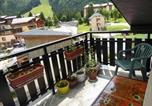 Location vacances Pralognan-la-Vanoise - Apartment Studio plein centre, vue sur les pistes - dernier étage 2-3