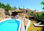 Location vacances Escorca - Mallorcan house with Mediterranean views-4