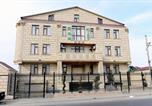 Hôtel Azerbaïdjan - Xan Cinar Hotel-2