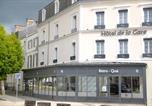 Hôtel Aizenay - Hotel De la Gare-1