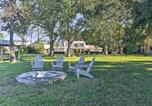Location vacances Montgomery - Modern Lake Conroe House with Lakefront Park and Deck!-1