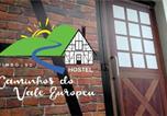Hôtel Blumenau - Caminhos Do Vale Europeu Hostel-1