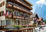 Location vacances Grindelwald - Ferienwohnung Hirschen-1