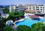 Hôtel Larnaca - Crown Resorts Henipa-1