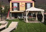 Location vacances Cesio - Casa Bea con Piscina e giardino-2