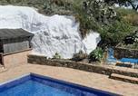 Location vacances Benamargosa - Attico Los Montes with private pool-2