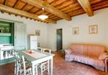 Location vacances Caprese Michelangelo - Spacious Holiday Home in Anghiari Tuscany with Hill view-4