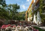 Hôtel Esparron-de-Verdon - Villa Borghese-2