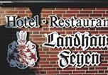 Hôtel Norderney - Hotel Landhaus Feyen-2