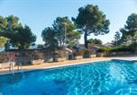 Location vacances Mont-ras - Calella de Palafrugell Villa Sleeps 8 Pool-2