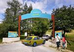 Camping Verteillac - Camping Paradis Etangs de Plessac-2