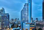 Hôtel Khlong Toei - Radisson Blu Plaza Bangkok-1