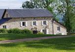 Hôtel 4 étoiles Albaret-Sainte-Marie - Le Château D'orfeuillette-3