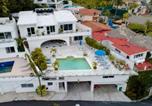 Location vacances Acapulco - 7br Exclusiva casa en Las Brisas con Alberca-2