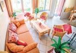 Location vacances Bad Hersfeld - Three-Bedroom Holiday home Kirchheim with a Fireplace 01-3