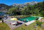 Camping Méolans-Revel - Campéole Le Lac-1