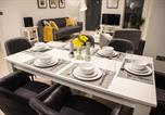 Location vacances Great Shelford - Designer King Bed Apartment & Free Parking-4