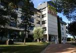 Hôtel Palence - Hospedium Hotel Europa Centro-1